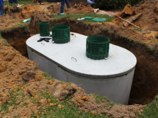 Residential Wastewater Installation